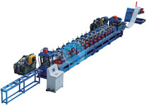 poultry cage roll forming line