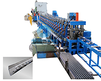 TF Sow feeding fence floor roll forming line