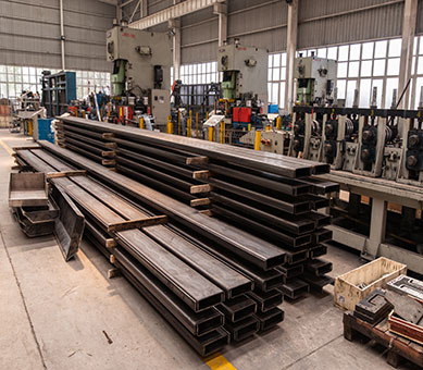 TF automobile beam roll forming line
