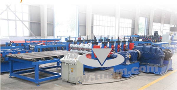 3256 Dust collection roll forming machines