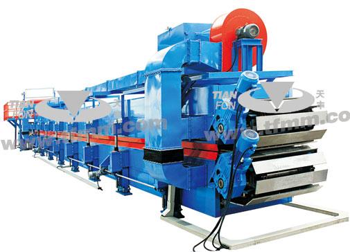 Sandwich pane line,PU Sandwich panel continuous production line