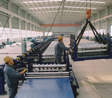 Auto carriage, side plate and floor plate roll forming machines