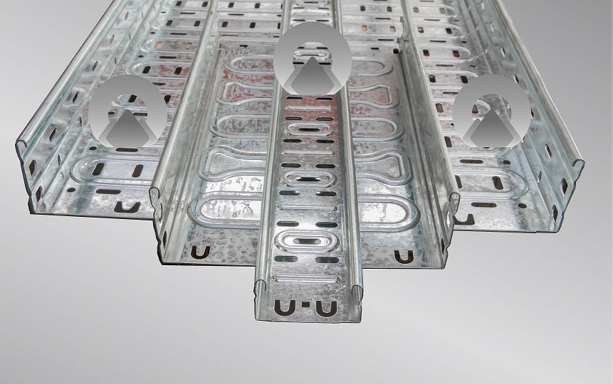 cable-tray-roll-former